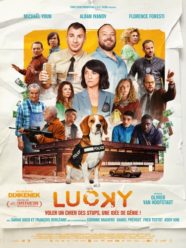 Agoria, musique de film, Lucky