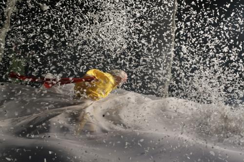 Slava's Snowshow à Paris