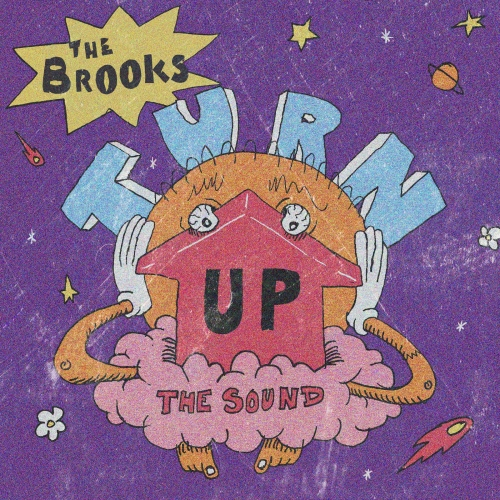 the brooks,anyday now,turn up the sound,musique,funk,canada,montreal