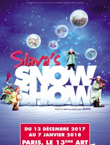 Slava's Snowshow au 13ème Art