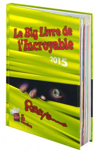 Big Livre de l'Incroyable, Litterature, jeunesse