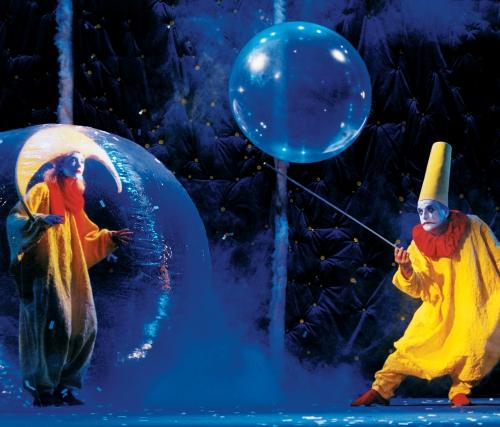 13ème Art : le Slava's Snowshow