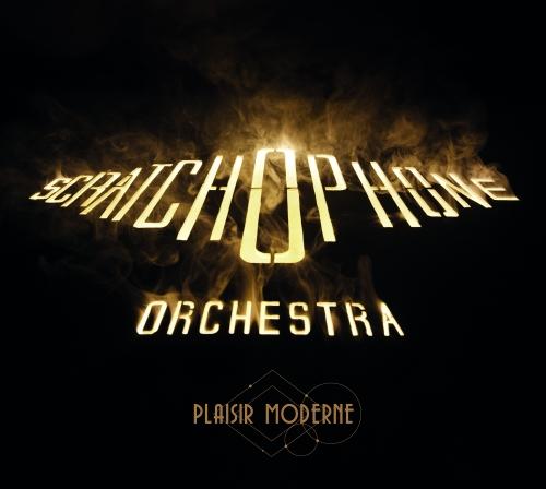 The scratchophone orchestra, clip, mon héroine, plaisir moderne, jazz, swing