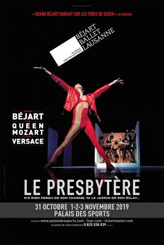 Bejart Ballet Lausanne au Palais des Sports