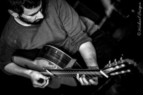 Manuel Adnot et le Macadam Ensemble - Amor Infiniti
