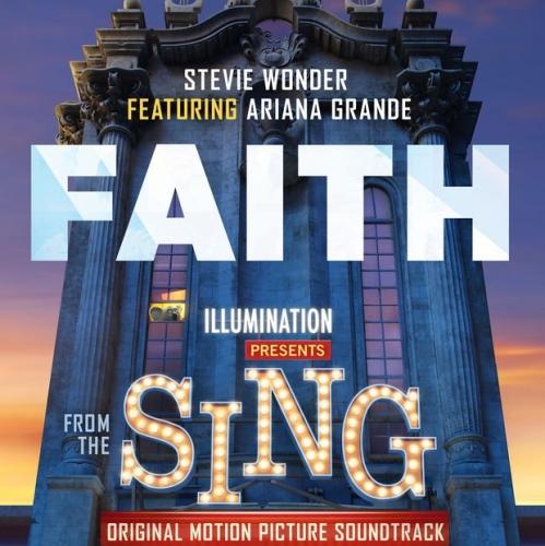 faith, ariana, grande, stevie, wonder, disney