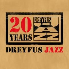 dreyfus, label, francis, anniversaire, coffret, 20 ans, petrucciani, ahmad jamal, aldo romano, lagrene